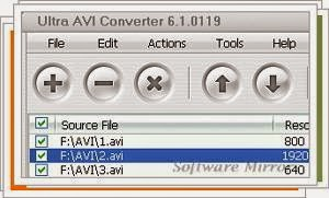 Ultra AVI Converter [DISCOUNT 20% OFF] 6.5.0311 Download