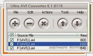 Ultra AVI Converter [DISCOUNT 20% OFF] 6.5.0311 Download