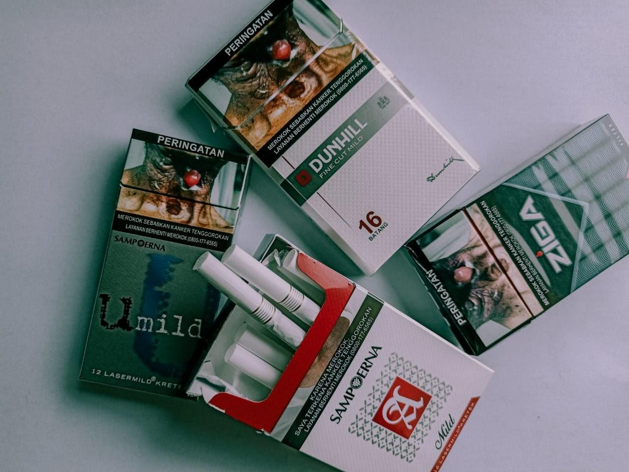 Harga Rokok Naik ? Berikut Hasil Virtual Meeting Sri Mulyani