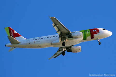 A320-200 - TAP AIR PORTUGAL - CS-TNJ - Florbela_Espanca