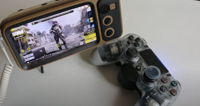 Call of duty mobile ios controller