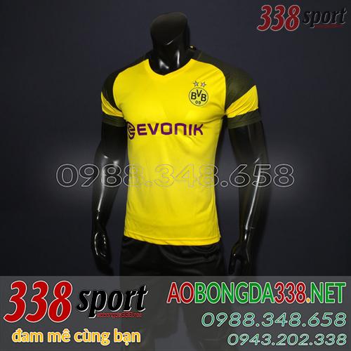 Áo Dortmund Vàng mùa giải 2018 2019 Sân Nhà