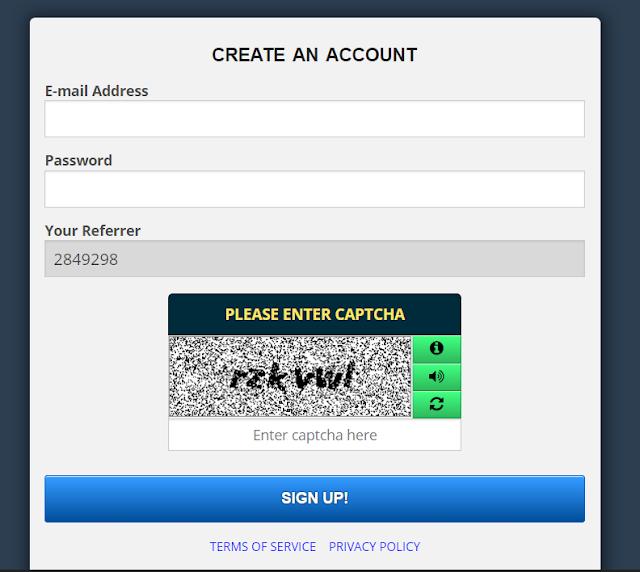 شرح طريقة التسجيل في موقع freebitcon