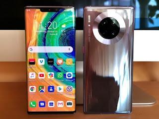 Spesifikasi dan harga Huawei 30Pro