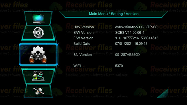 Kamosonic 1506tv Scb3 V11.00.06 New Software 7-1-2021