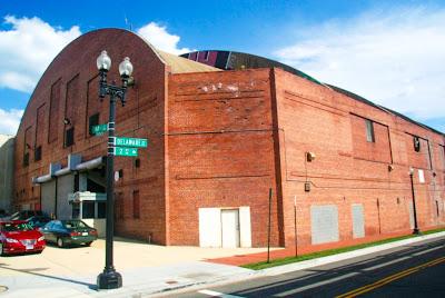 Douglas Development's Uline Arena in Noma, Washington DC