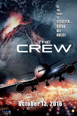 The Crew 2016 Dual Audio WEBRip 480p 200mb HEVC