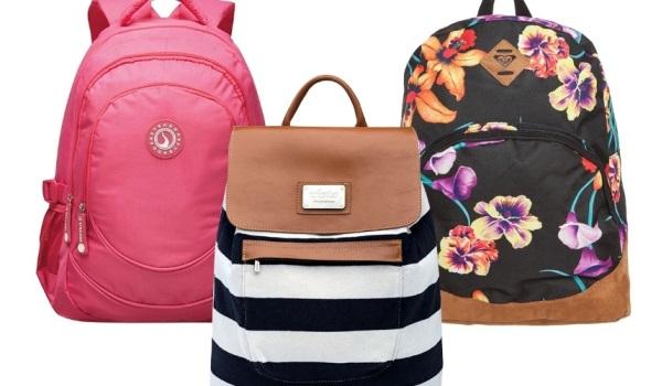 As melhores mochilas femininas para usar no verão 2015