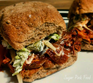 Slimming World BBQ Pulled Pork Recipe low calorie syn free