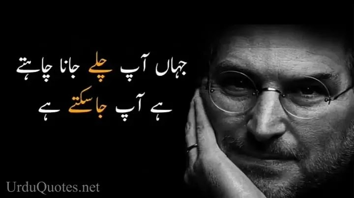 Steve Jobs Inspirational Quotes in Urdu