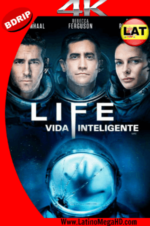 Life: Vida Inteligente (2017) Latino Ultra HD 4K 2160P ()