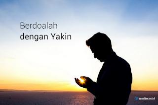 Adab Berdoa Agar Cepat Dikabulkan Oleh Allah