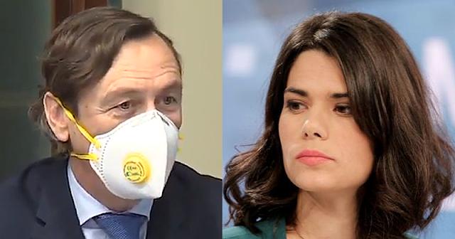 Aluvión de críticas a Rafa Hernando tras cargar contra Isa Serra (Podemos)