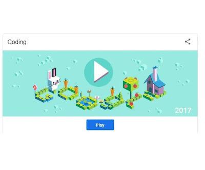 google doodle 2017 popular coding launch again