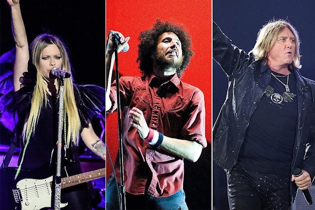 10 veces que las alineaciones de conciertos de rock y metal no tenían ningún sentido
