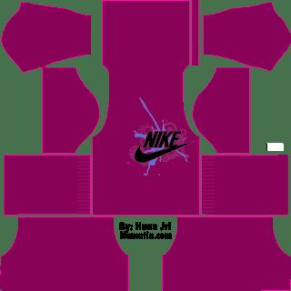 Link Seragam Dream League Soccer Nike