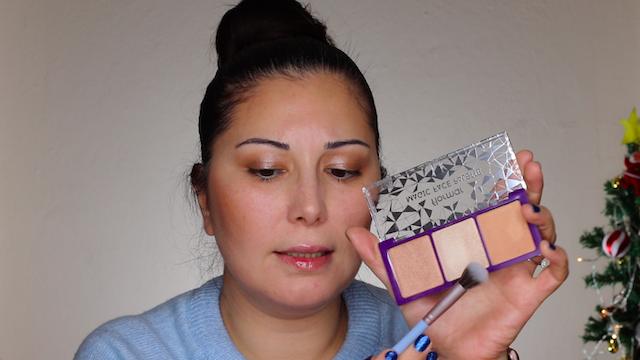 flormar magic face palette yüz paleti
