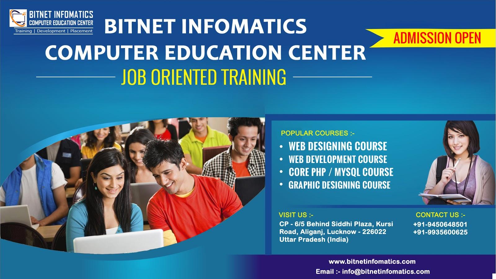 Best Website Development Course In Lucknow