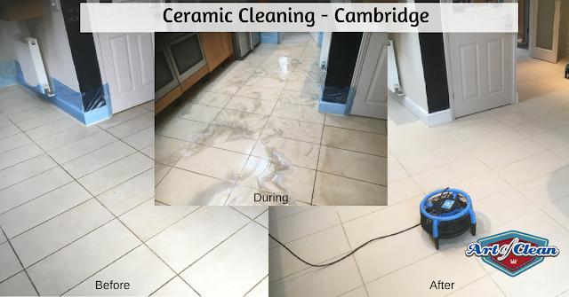 ceramic cleaning cambridge