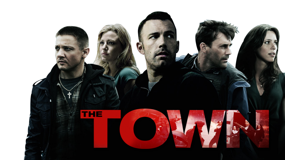 The Town 2010 Extended Dual Audio Hindi 720p BluRay