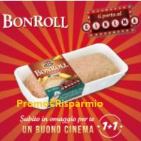 Logo BonRoll ti regala il cinema: scopri come ottenere il premio sicuro