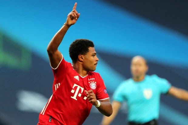 Gnabry thăng hoa, fan Arsenal mời gọi trở lại Emirates