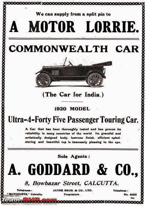 The Best Indian Vintage Car Ads – WagenClub
