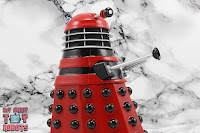 Custom TV21 Red Dalek Leader 20