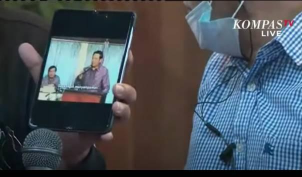 Akhirnya Kubu Moeldoko Bongkar Video SBY Ngaku Bukan Pendiri Demokrat
