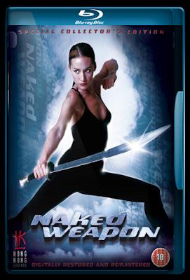 Naked Weapon (2002) 720p 700MB Blu-Ray Hindi Dubbed Dual Audio [Hindi 2.0 + English 2.0] MKV