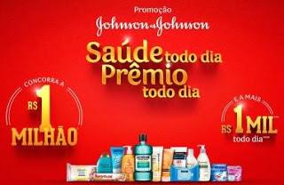 Promoção Johnson & Johnson  2018