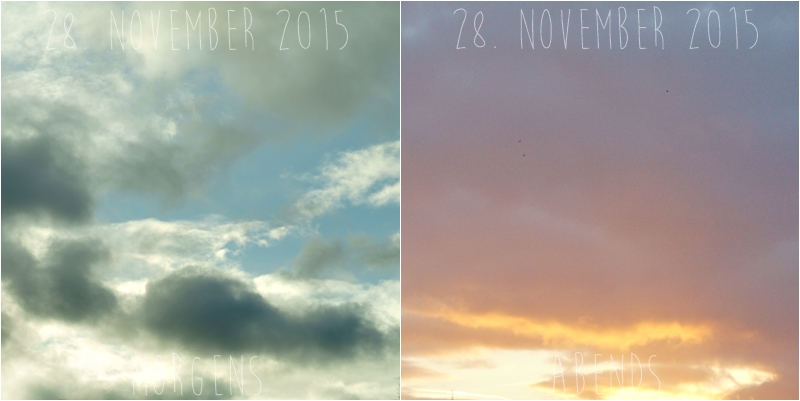 Blog + Fotografie by it's me! - Himmel am 28.11.2015