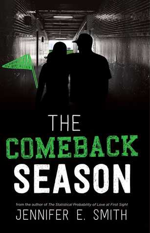 The Comeback Season book cover