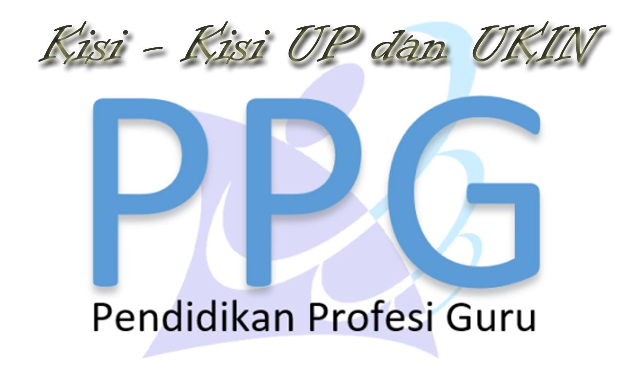 Kisi-Kisi UP PPG PGSD