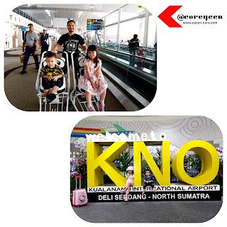 Cecen Core & Friezcen - Bandara Kualanamu Medan