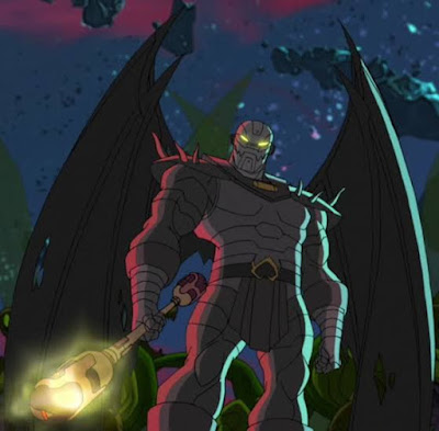 Annihilus with his Cosmic Control Rod, cosmic control rod, annihilus, marvel, marvel studios, mcu