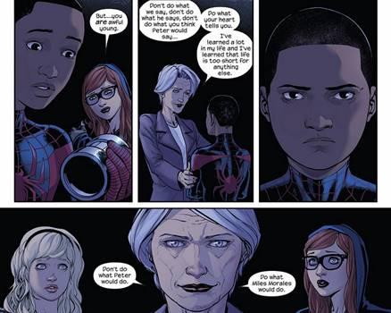 12 Fakta Miles Morales, Spider-Man Berkulit Hitam dari Marvel Comics