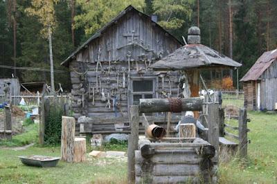 Дом лесника фото