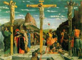 The Crucifixion on Calvary
