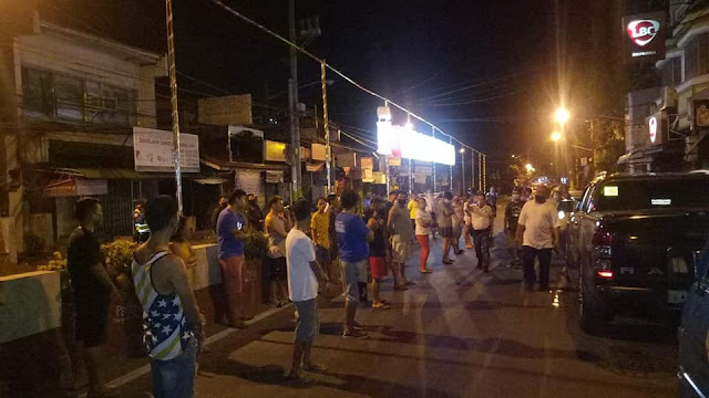 Curfew violators did Zumba in Pasig
