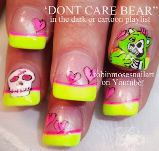 """nail artrobin moses """"nail art"""" """"superman nail art"""