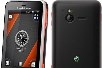Cara Flashing Sony Ericsson Xperia Active ST17i