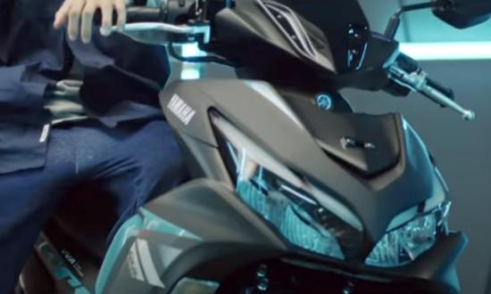 Ini Fitur dan Harga All New Aerox 155 Connected yang Baru Dirilis Yamaha