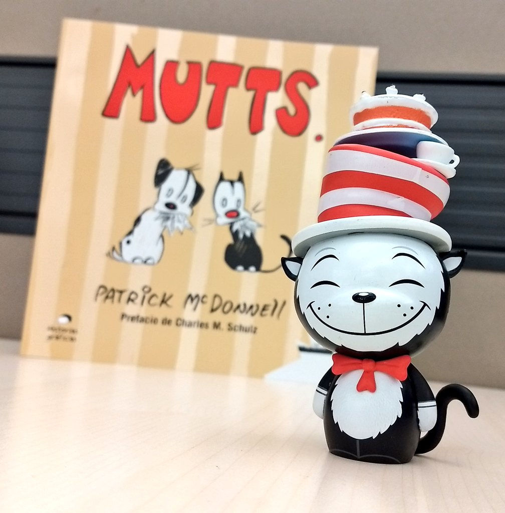 Reseña: Mutts - Patrick McDonnell - Papá Lector
