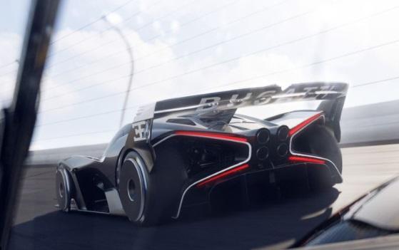 Review Bugatti Bolide