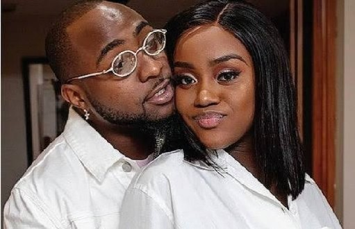Davido Confirms That His Wife Chioma Is Coronavirus Negative