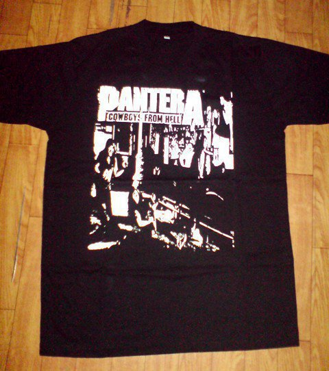 Tsirth pantera - Cowboy from hell