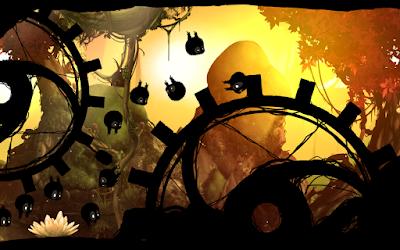 تحميل لعبة ارض الخطر BADLAND للاندرويد برابط مباشر مجانا
