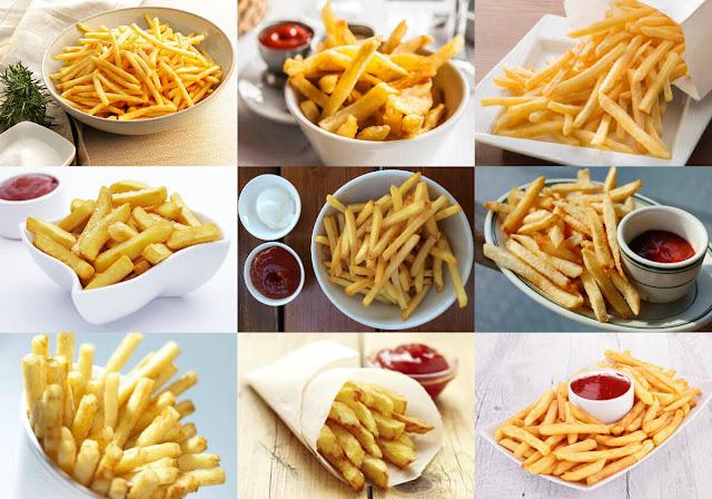 أسهل طريقة لعمل أصابع البطاطس المقلية المقرمشة على طريقة المطاعم مع موقع عالم الطبخ والجمال!