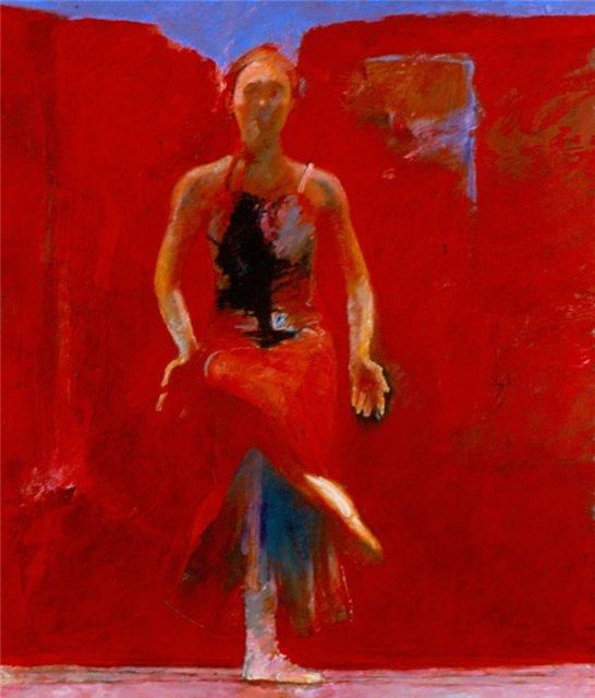 The Royal Ballet | Robert Heindel 1938-2005 | American painter